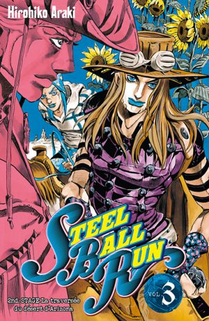 Jojo's Bizarre Adventure - Part.7 - Steel Ball Run T.03 | 9782759509584