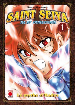 Saint Seiya - Next Dimension T.01 | 9782809414615