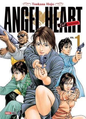 Angel Heart - Saison 1 - Ed. Double T.01 | 9782809447941