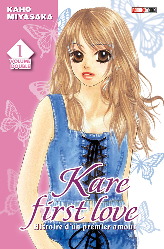 Kare First Love - Ed. double T.01 | 9782809448177