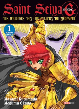 Saint Seiya - Episode G - Ed. double T.01 | 9782809448207
