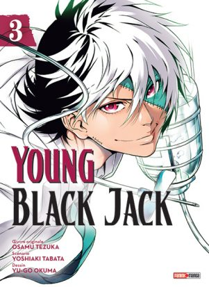 Young Black Jack T.03 | 9782809449204