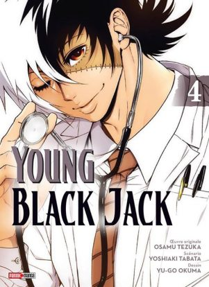 Young Black Jack T.04 | 9782809450279