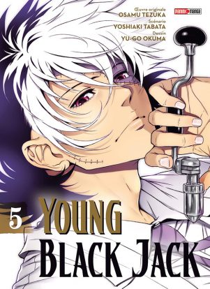 Young Black Jack T.05 | 9782809451368