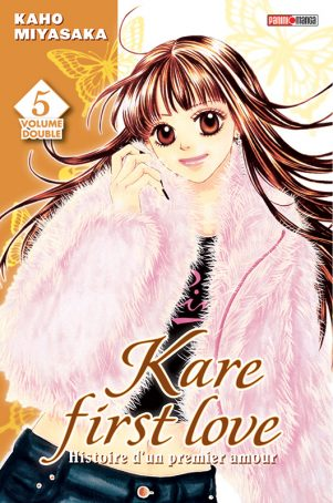 Kare First Love - Ed. double  T.05 | 9782809451412