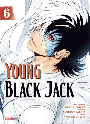 Young Black Jack T.06 | 9782809454833