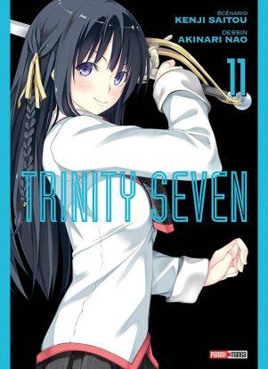 Trinity Seven T.11 | 9782809457087