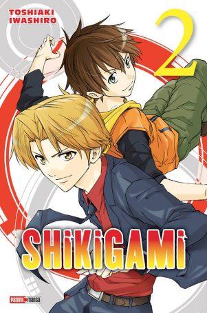 Shikigami T.02 | 9782809462623