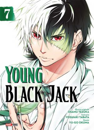 Young Black Jack T.07 | 9782809463071