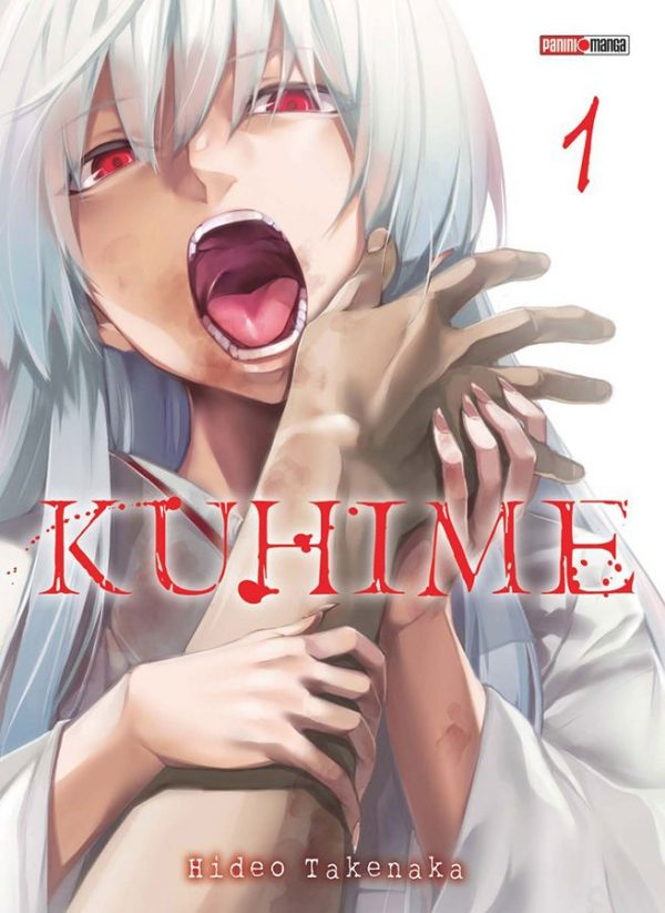 Kuhime T.01 | 9782809468816