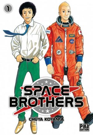 Space Brothers T.01 | 9782811612610
