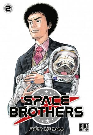 Space Brothers T.02 | 9782811612627