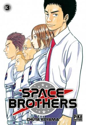Space Brothers T.03 | 9782811613082