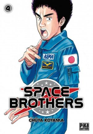 Space Brothers T.04 | 9782811613754