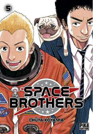 Space Brothers T.05 | 9782811614317