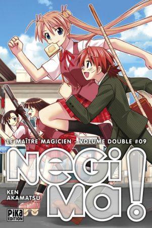 Negima ! Ed. double T.09 | 9782811615048