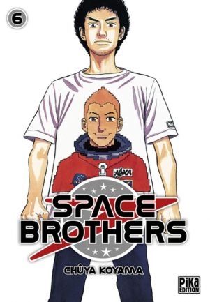 Space Brothers T.06 | 9782811615062