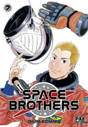 Space Brothers T.07 | 9782811615451