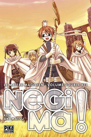 Negima ! Ed. double T.13 | 9782811616199