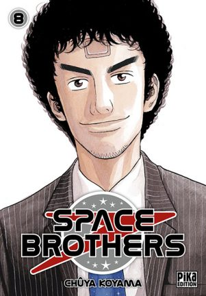Space Brothers T.08 | 9782811616229