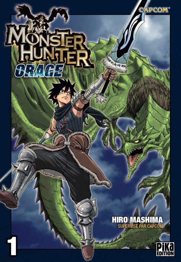 Monster Hunter Orage (NE) T.01 | 9782811618322