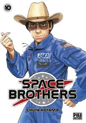Space Brothers T.10 | 9782811618483