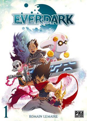 Everdark T.01 | 9782811619428