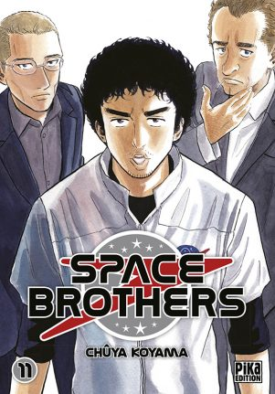 Space Brothers T.11 | 9782811620462