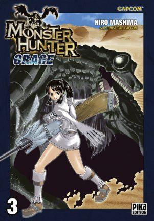 Monster Hunter Orage (NE) T.03 | 9782811621056