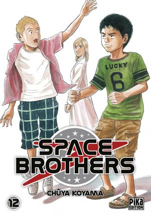 Space Brothers T.12 | 9782811621605