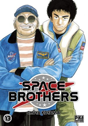 Space Brothers T.13 | 9782811625672
