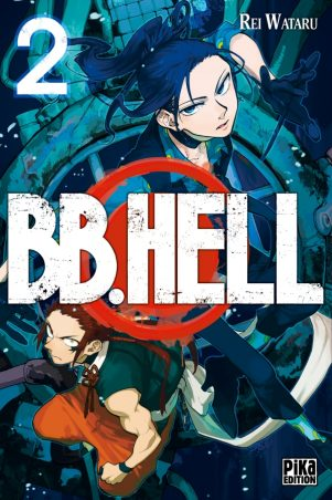 BB.Hell T.02 | 9782811626549