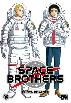 Space Brothers T.14 | 9782811627317
