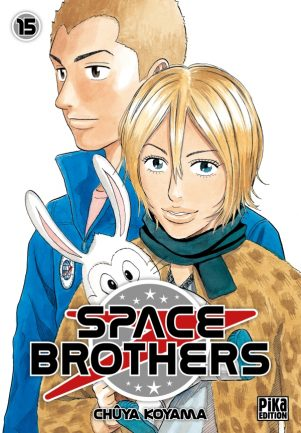 Space Brothers T.15 | 9782811630041