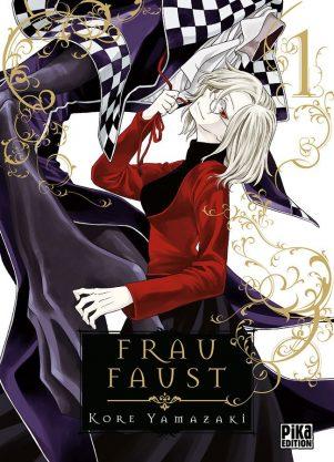 Frau Faust  T.01 | 9782811630140