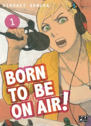 Born to be on air T.01 | 9782811631031