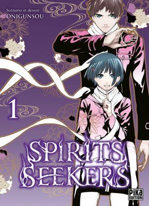 Spirits seekers T.01 | 9782811631253