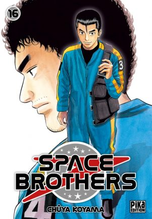 Space Brothers T.16 | 9782811631710