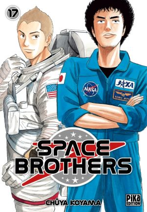 Space Brothers T.17 | 9782811631727