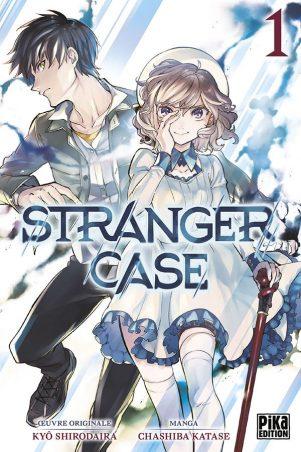 Stranger Case T.01   9782811633066