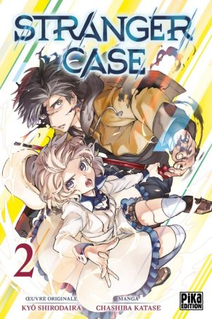 Stranger Case T.02   9782811633073