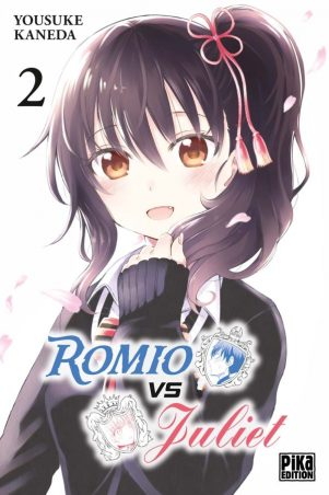 Romio vs Juliet T.02 | 9782811633134
