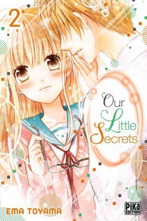 Our little secret T.02 | 9782811634742