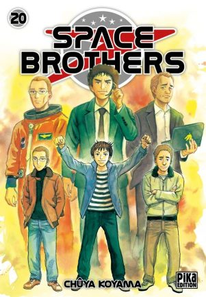 Space Brothers T.20 | 9782811635961