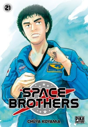 Space Brothers T.21 | 9782811637880