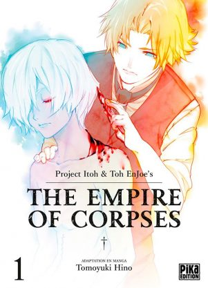 Empire of corpses (The)   T.01 | 9782811639051