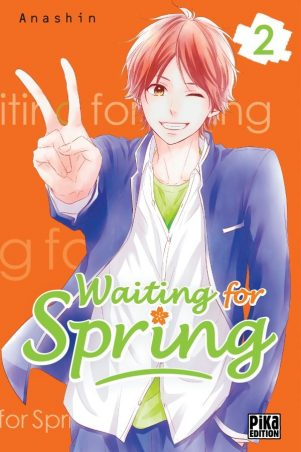 Waiting for spring T.02 | 9782811640941