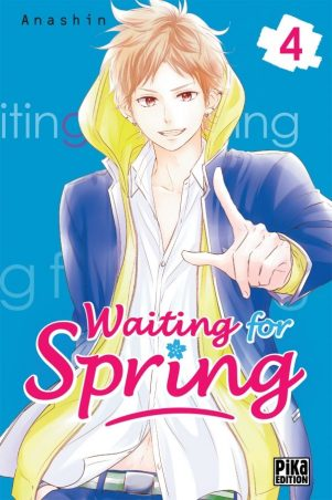 Waiting for spring T.04 | 9782811640965