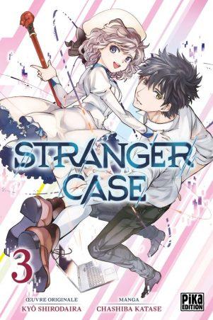Stranger Case T.03   9782811641009