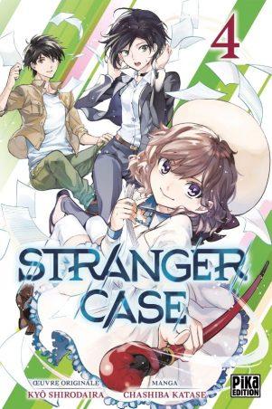 Stranger Case T.04   9782811642020